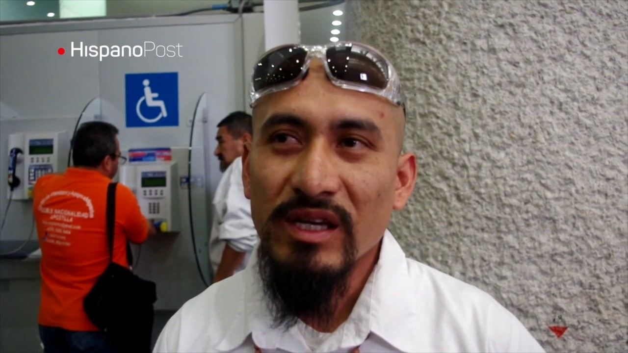 Mexicanos deportados denuncian maltrato psicológico