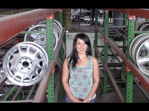 Factory Original Mercury Mariner Rims & OEM Mercury Mariner Wheels – OriginalWheel.com