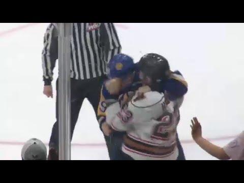 Zach Huber vs Riley McKay