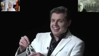 Евгений Понасенков атеист против попов - душа телекинез и святая табуретка