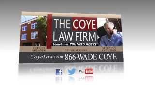 Veteran Wade Coye: Expert Orlando Injury Attorney