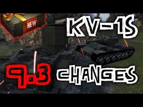 World of Tanks    KV-85 and KV-1S - 9.3 Preview
