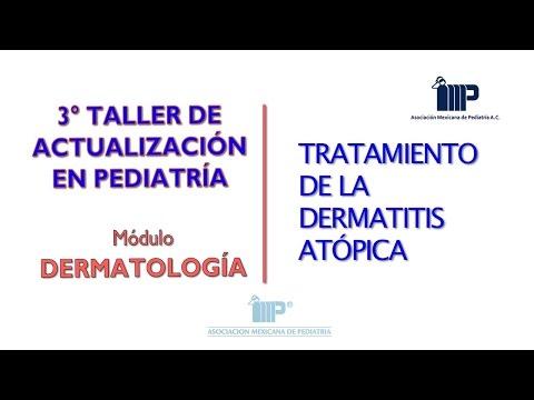 Atopichesky la dermatitis el estándar médico