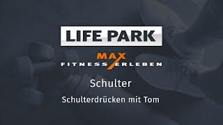 Training mit Tom 04 – Schulter – Schulterdrücken