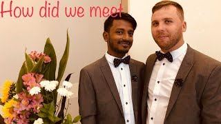 How did we meet | Canada Husbands | Gay couple answers the basic questions about their relationship