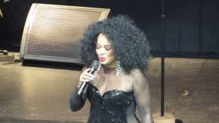 """Diana Ross in Detroit 2013 Sounboard-""""Theme From Mahogany""""/""""Ain""""t No Mountain High Enough"""""""