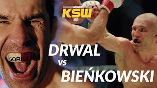 Film do artykułu: Tomasz Drwal przed KSW 53:...
