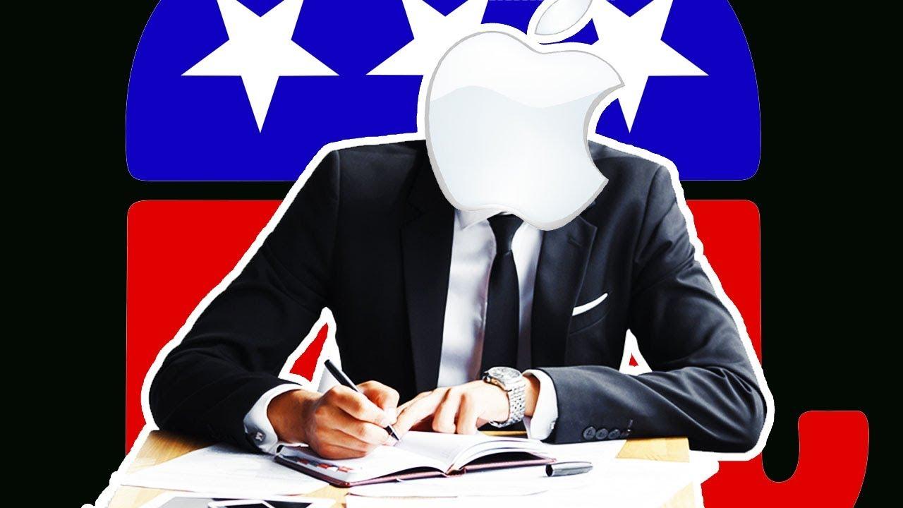 Apple Writing Republican Tax Plan? thumbnail