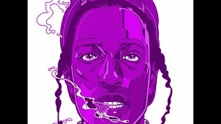 ASAP Rocky - Excuse Me  (Slowed & Screwed)