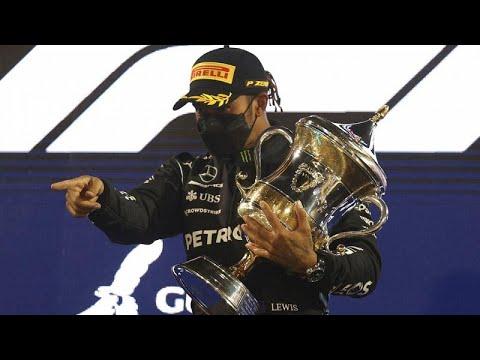 Formula 1: Νικητής ο Χαμιλτον στο θρίλερ του Μπαχρέιν