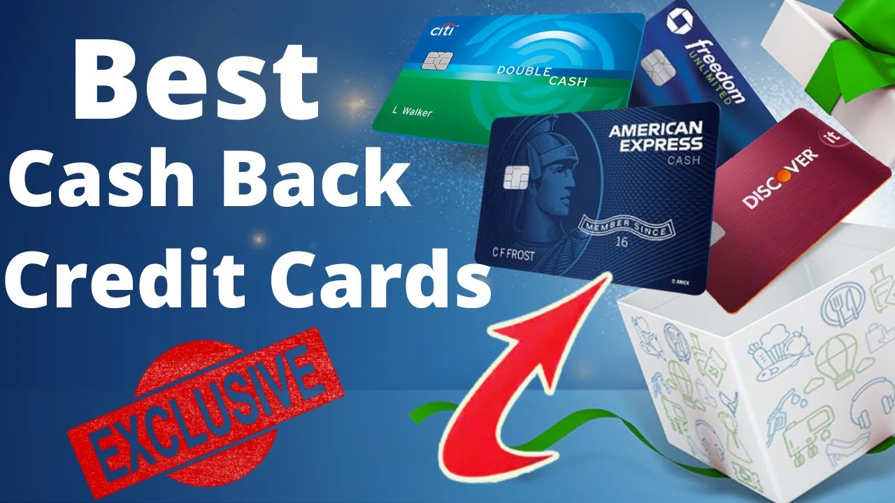 Finest Money Back Credit Cards of 2021 thumbnail