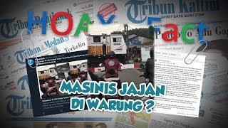 Hoax or Fact: Masinis Jajan di Warung, Kereta Parkir di Tengah Rel?