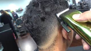 HOW TO | CLEANEST DROP FADE | BY JAY TEE THE BARBER | MUST SEE