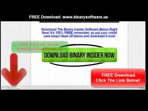 Binary Options Trading System – Free Download Best Strategy To Trade Binary Options Signals Live