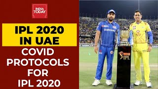 IPL 2020 Protocols: Social Distancing Between Players, Bio-secure Bubble; Here Are The SOPs - Download this Video in MP3, M4A, WEBM, MP4, 3GP