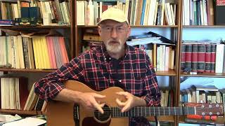Fingerstyle Blues Guitar Lessons -  Blind Blake - Early Mornin' Blues