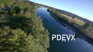 Down the River: Part 2 / FPV Cruising