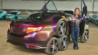 15 Most Unusual Cars in the World