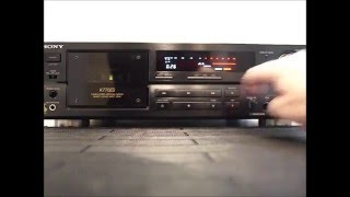 Sony TC-K770ES
