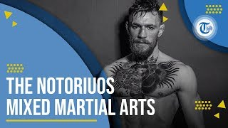 Profil Conor McGregor - Petarung Mixed Martial Arts MMA Asal Irlandia yang Dijuluki The Notorious