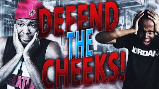 Rainbow Six Siege - DEFEND THE CHEEKS! (RB6 Siege Casual Multipayer)
