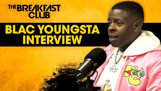 Reverend Blac Youngsta Talks Church On Sundays, Uplifting Women, Clothing Line + More