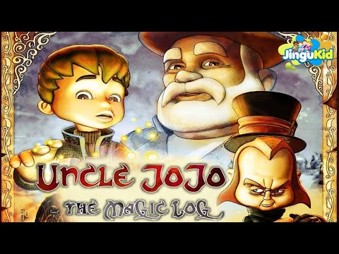 Uncle Jojo the Magic Log (2017) New Released Full Hindi