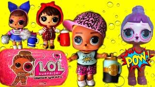 #ЛОЛ МАЛЬЧИК ПОПАЛАСЬ УЛЬТРА РЕДКАЯ КУКЛА Baby Doll! LOL Surprise Series 4 Wave 2 UNDER WRAPS