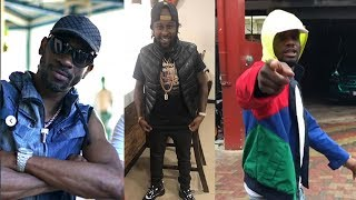 Bounty KiIIer TROLL Over Popcaan Comments | Teejay Drop At ENGLAND | Ding Dong SLAM TheTropixs