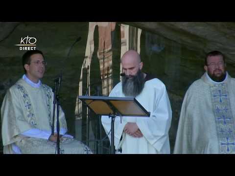 Messe du 5 mai 2020 à Lourdes