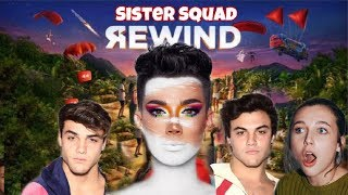 Sister Squad REWIND//2018 | Best & Funny Moments