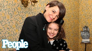 Katie Holmes Celebrates Daughter, Suri Cruise, Turning 15 with Sweet Throwback Photos | PEOPLE