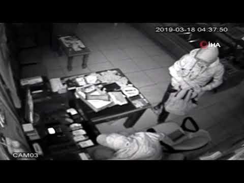 Hırsızların okuma gözlüğü çalması şaşırttı