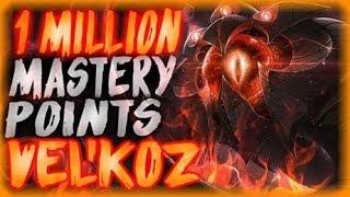 AZZAPP - ONE MILLION MASTERY POINTS VELKOZ