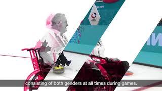 (KOR/ENG) 휠체어 컬링을 알아보자 Wheelchair Curling