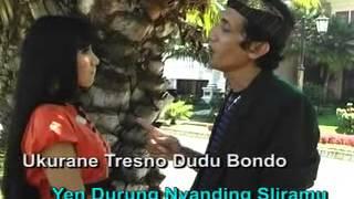 Keroncong pop - Lungiting Asmoro
