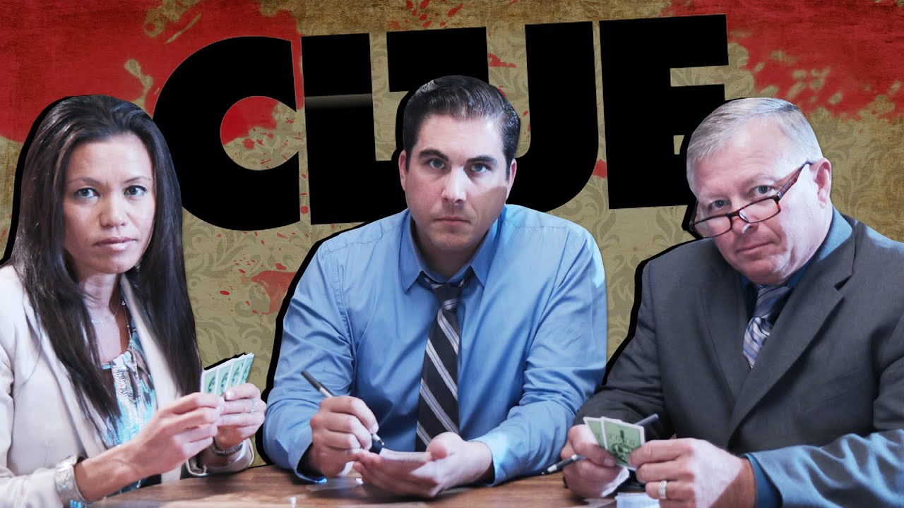 Detectives Play Clue thumbnail