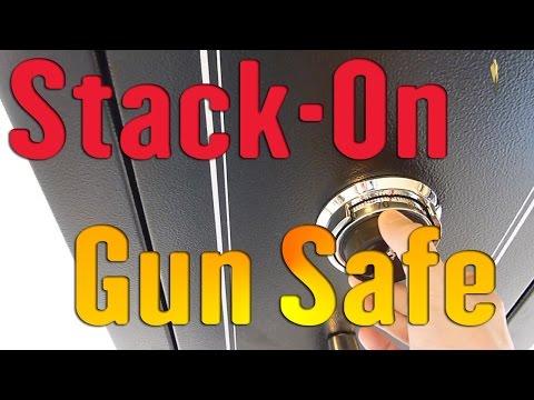 Stack-On Gun Safe – Review