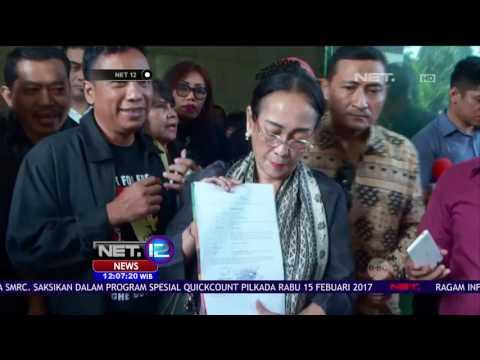 Rizieq Shihab Dilaporkan Sukmawati Terkait Kasus Penodaan Pancasila - NET12