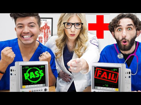 I Sent Preston to Nursing School... *expelled*