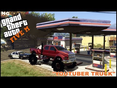 GTA 5 ROLEPLAY - SURPRISING HIM WITH A NEW TRUCK - EP. 216 - CIV