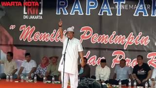 Ketua FPI Jakarta Utara Tinggalkan Partai Pengusung Ahok Usir Timsesnya