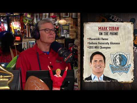 Mark Cuban Admits Mavs Tanked This Season; Discusses Draft Lottery with Dan Patrick (5/17/17)