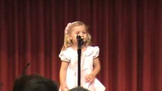 Recital of the Westminster Catechism for Small Children