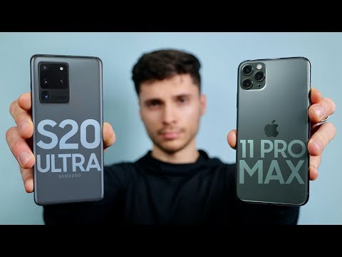 External Review Video 7q_R-3MqXF8 for Samsung Galaxy S20 Ultra Smartphone