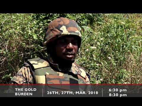 The Gold Burden Promo - Hotline Documentary on JoyNews (23-3-18)