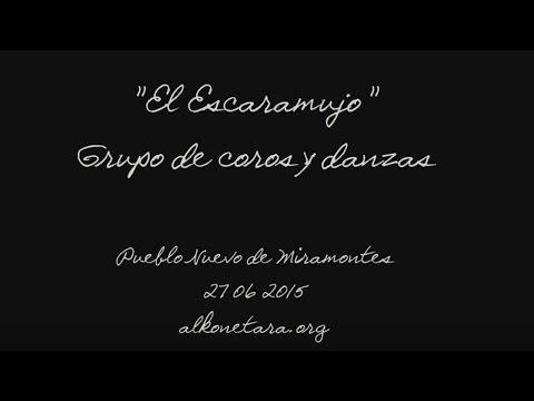 2015_06_27 II Festival de floklore de intercambio de Pueblo Nuevo de Miramontes