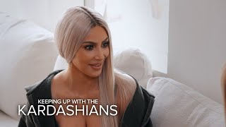 KUWTK | Kim Kardashian Reveals Scott Wants Another Baby With Kourtney | E!