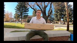 New Skateboard UnBoxing!  Beleev Skateboards!