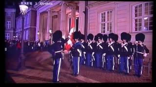 Danish royal anthem - King / Kong Christian